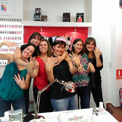 Celebra tu beauty party en Madrid